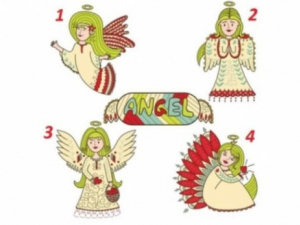 Pick an Angel! See What it Predicts for your Future