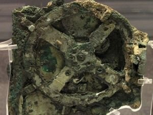 The ancient Antikythera mechanism