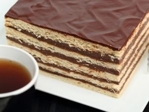 Biscuit Cake Layer