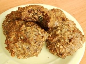 pumpkin seed biscuits
