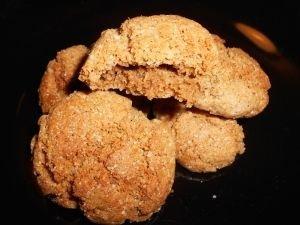 tahini biscuits