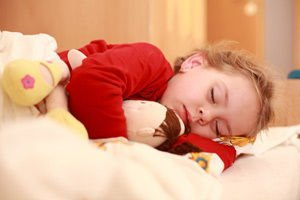 More sleep, smarter children