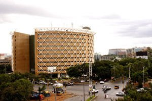 Cyber Tower in Hyderabad