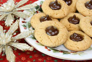 Cookies with Marzipan