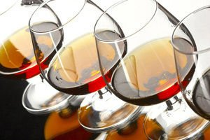 Cognac for Good Mood and Against Cold