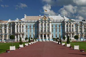 Palace ot Catherine the Great