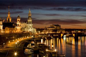 Dresden and Elbe