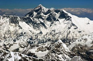 Mount Everest - Hihgest mountain in the World