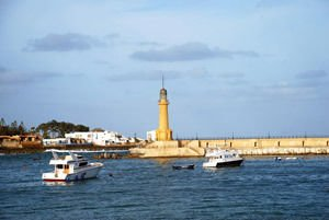 New lighthouse in Alexandria