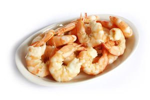 noiled shrimp