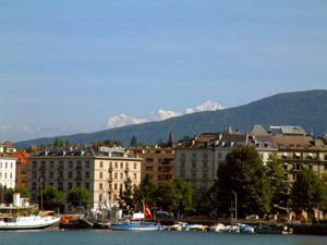 Houses in Geneva