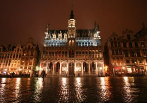 Grand Plasa in Brussels