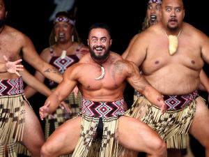 The Haka Dance Which the Ancient Maori Used to Frighten Their Enemies