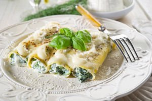 Appetizing Fillings for Cannelloni