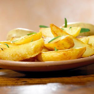 Which potatoes are best for frying