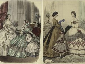 The Crinoline - the Dress That Killed Over 3000 Women