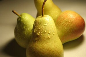 Pears - the Fruits of Autumn