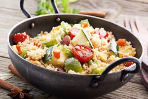 Couscous meal