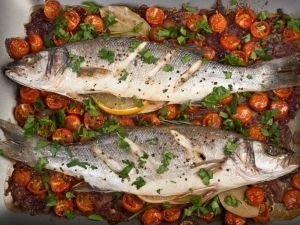 Top 3 Sea Bass Recipes