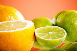 Lemons come with the most antibacterial properties