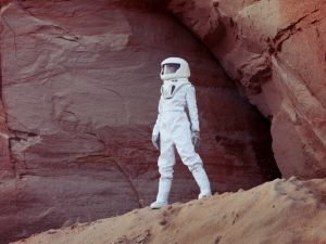The First Person on Mars is to be a Woman