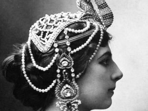 The Incredible Story of Mata Hari