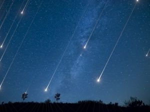 Expect the Orionid Meteor Shower 2 Nights in a Row