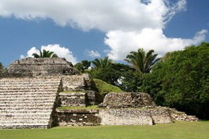 Climate change caused the end of the Mayans?