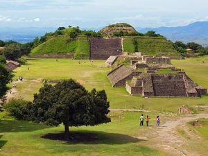 The Mysterious Capital of the Zapotecs