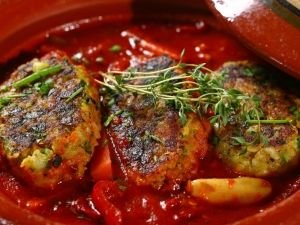 Tajine patties