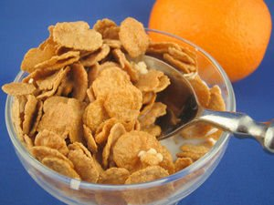 Homemade Cornflakes