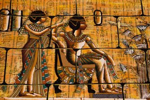 Make-up of ancient Egyptians protected against infections