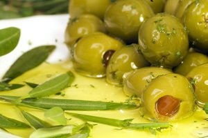 olives and Olive oil