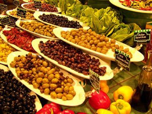 Types of Olives