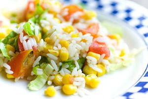 Fast and Easy Rice Dishes