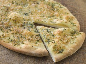 Flat Bread with Oregano