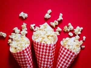 Today is International Popcorn Day