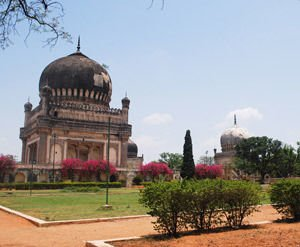Quli Qutb Shahi Tombs in Hyderabad