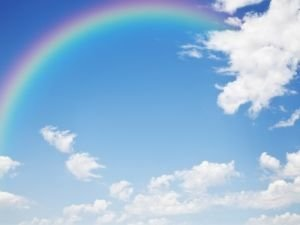 Make a Wish if you See a Rainbow