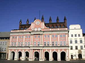 Rostock Townhall