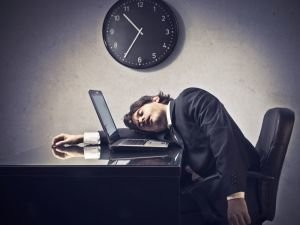 A Dark Office = Less Sleep