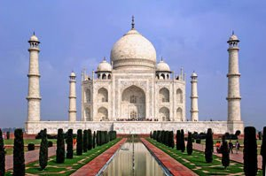 Wonders of the world - Taj Mahal