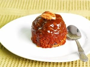 Steamed  pudding