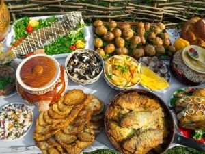 Culinary Traditions in Ukraine