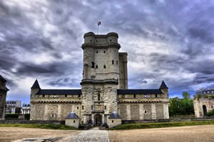 Vincennes Castle near Paris