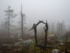Witches Once Ruled This Mystical Place in Lapland