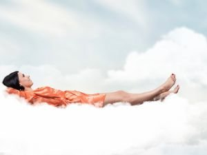 See What`s Coming if you Dream of Clouds