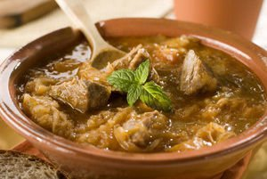 Pork with Cabbage