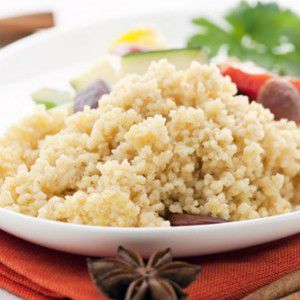 Dishes with Couscous