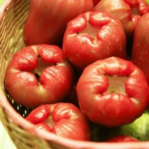 ripe Rose Apples